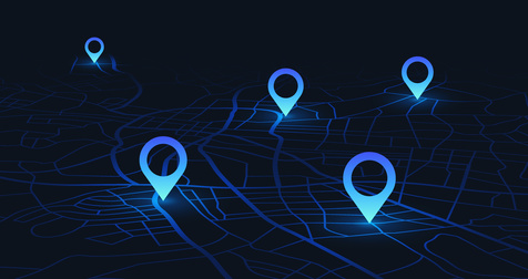 positionnement GPS